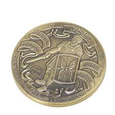 Put On Armor Of God Helmet of Salvation Ephestans 6:11-13 Commemorative Coin New
