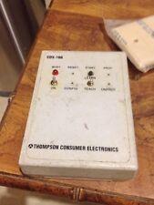 Thompson Consumer Electronics CDX 166