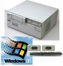 Computer with PCI Isa Windows 95 Intel 1200 MHZ 256 MB USB Rs 232 Lan Lpt W31