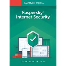 Kaspersky Internet Security 2020 1 Year 3 Devices Digital Key Americas New/Renew