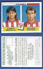 FIGURINA CALCIATORI PANINI 1994/95 - NUOVO/NEW N.549 BRIASCHI/.. - VICENZA