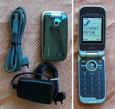 Sony Ericsson Z610 Flip Mobile Phone GOOD CONDITION!! (no walkman z555 W Z z310)