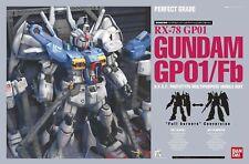 BANDAI PG 1/60 RX-78GP01/Fb GUNDAM GP01/Fb Model Kit Gundam 0083 NEW from Japan