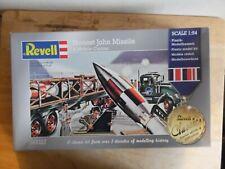 VINTAGE REVELL KIT  00027  1/54    HONEST JOHN MISSILE WITH MOBILE LAUNCHER