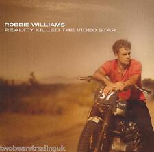 ROBBIE WILLIAMS - Reality Killed The Video Star (UK 13 Tk CD Album)