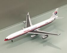 JC Wings 1/400 China Eastern Airlines Airbus A340-300 B-2382 diecast metal model