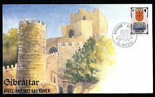 Gibraltar 1994 FDC Architectural Heritage £5 - Top Value In Set