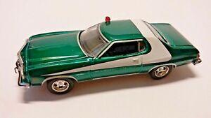 Greenlight HOLLYWOOD STARSKY AND HUTCH 1976 FORD GRAN TORINO Green Machine