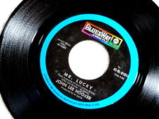 JOHN LEE HOOKER~MR. LUCKY~NEAR MINT~CRY BEFORE I GO~ABC~~BLUES~R&B 45