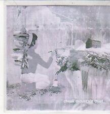 (CZ549) Cheek Mountain Thief, Cheek Mountain - 2012 DJ CD