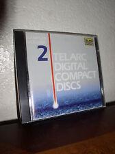 Telarc Digital Compact Discs Sampler Volume 2 (CD, 1984,Telarc)