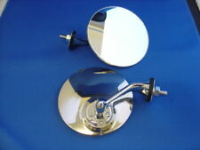 NEW RILEY WOLSELEY 1500 LUCAS STYLE MIRROR PAIR