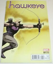HAWKEYE No 1 Marvel Comic Limited Variant Cover January 2016 Jeff Lemire R Perez