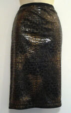 Knee Length Sequin Party Straight, Pencil Skirts for Women