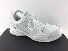 New Balance MX623v3 Men's White Athletic Shoes 10 D