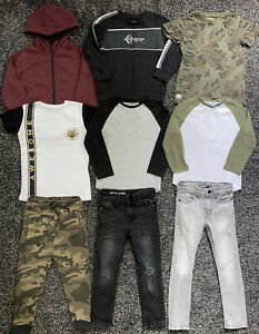 Boys Clothes Bundle Age 5-6 Years ALL NEXT