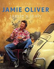 Jamie's Italy by Oliver, Jamie Hardback Book The Cheap Fast Free Post
