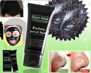 Deep Cleansing Black MASK purifying peel-off mask Facial Clean Blackhead