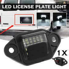 For Ford E150 E250 E350 Econoline Van 1992-2002 LED License Plate Light Lamp