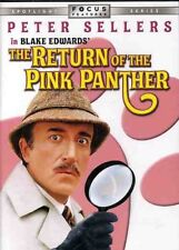 The Return of the Pink Panther [New DVD] Dolby, Subtitled, Widescreen