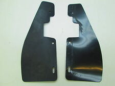 1996 Polaris Xplorer 400L Radiator Splash Guards Mud Guards Pair Left Right