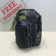 TUMI ALPHA BRAVO SMITH - Slingbag - Green Army