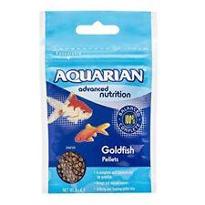 Aquarian Goldfish Pellet Fish Food 28g 0317163018101