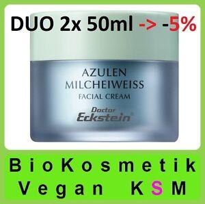 Duo Azulen Milcheiweiss 100 ML Dr.Eckstein Biokosmetik For Very Dry Skin