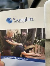 earthlite portable massage chair pieces