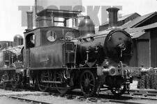 More details for larger negative sr southern railway steam loco w16 newport 1931 isle of wight