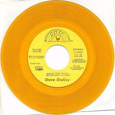 yellow wax * SUN RECORD * 45 * DAVE DUDLEY * Mack The Knife * 1979 * MINT !