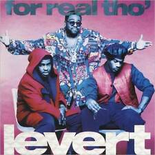 For Real Tho - Levert - CD New Sealed