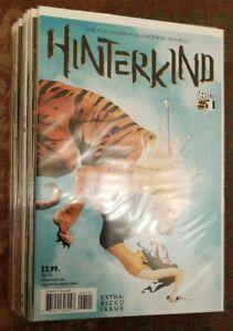 Hinterkind #1 - 18 Complete Vertigo