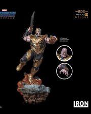 Marvel - Statue BDS 1/10 Thanos Deluxe (Avengers Endgame) - Iron Studios