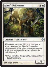AJANI'S PRIDEMATE NM mtg Commander 2013 White - Cat Soldier Unc