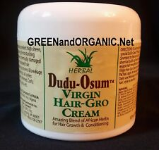 Dudu Osum/Osun 100% Natural HERBAL Virgin HAIR GRO CREAM for GROWTH/CONDITIONING