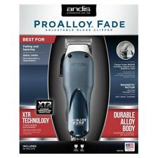 Andis Pro Alloy Fade Blade Adjustable Hair Clipper #69140 Tapering Fading Barber