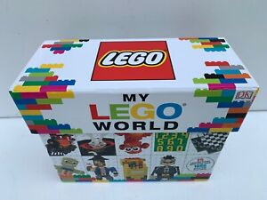 LEGO - My Lego World Books / Choose Your Book From 1-25