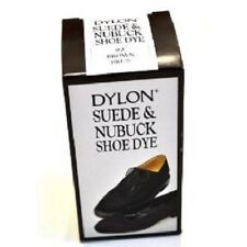 Dylon Suede & Nubuck BROWN Dye Shoe Boot Shoes With Applicator Brush