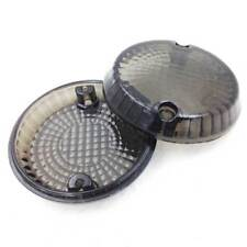 Smoke Turn Signal Lens Cover fit For Kawasaki Vulcan 500 750 800 1500 All Years