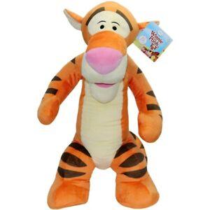 Jumbo TIGGER Plush 90cm Stuffed Toy Official Disney Winnie The Pooh Giant Tiger