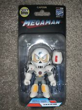 The Loyal Subjects Mega Man Megaman Sdcc 2017 Exc Glow In The Dark Skullman GITD