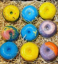 Bath Bomb Mixed Set X 5 Doughnuts  Lush Scented