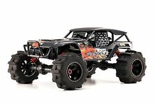 Kyosho FO-XX Nitro RC Formula Off-Road Truck W/KE25 Engine!