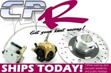 Go Kart Kit Hydraulic Brakes & Axle Hub With Disc Suits 40mm Shaft BPKC40