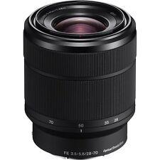 SONY SEL2870 FE 1:3.5-5.6 28-70mm OSS LENS - SEL 2870 f/3.5-5.6 28-70 mm