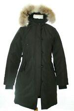 Canada Goose Kensington Coyote Fur Trim Parka 2506LA Black S $950