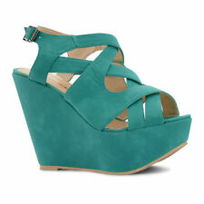 Unbranded Wedge Casual Textile Heels for Women