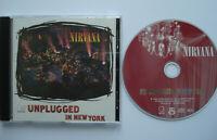 ⭐⭐⭐⭐ Unplugged in New York  ⭐⭐⭐⭐  NIRVANA  ⭐⭐⭐⭐  14 Track CD 1994 ⭐⭐⭐⭐