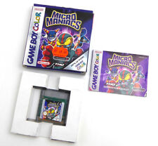 Gameboy Color in OVP -- MICRO MANIACS -- Game Jeux Giocchi